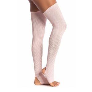 ToeSox Open Heel & Toe Leg Warmers